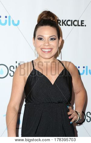 LOS ANGELES - MAR 21:  Gloria Garayua at the Generosity.org Fundraiser For World Water Day at the Montage Hotel on March 21, 2017 in Beverly Hills, CA