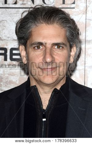 LOS ANGELES - MAR 16:  Michael Imperioli at the TAO, Beauty & Essex, Avenue and Luchini Grand Opening at the Selma Avennue on March 16, 2017 in Los Angeles, CA