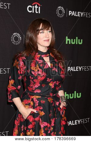 LOS ANGELES - MAR 23:  Maria Doyle Kennedy at the 34th Annual PaleyFest Los Angeles -