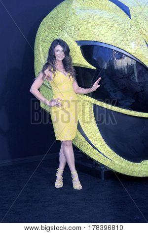 LOS ANGELES - MAR 22:  Cerina Vincent at the Lionsgate's