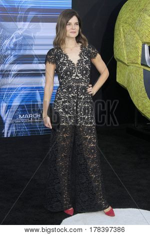LOS ANGELES - MAR 22:  Betsy Brandt at the Lionsgate's