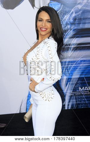 LOS ANGELES - MAR 22:  Vida Guerra at the Lionsgate's