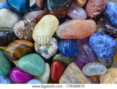 semiprecious stones texture gem geology pattern background