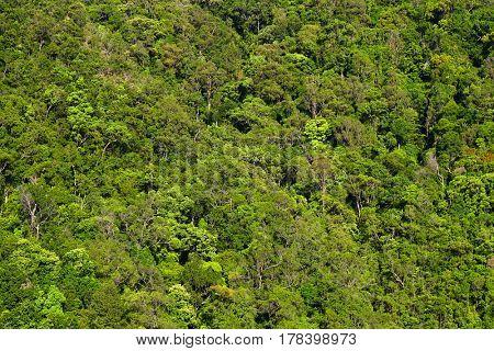 Gunung Machinchang Mountain, Langkawi, Malaysia