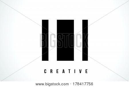 Tt T White Letter Logo Design With Black Square.