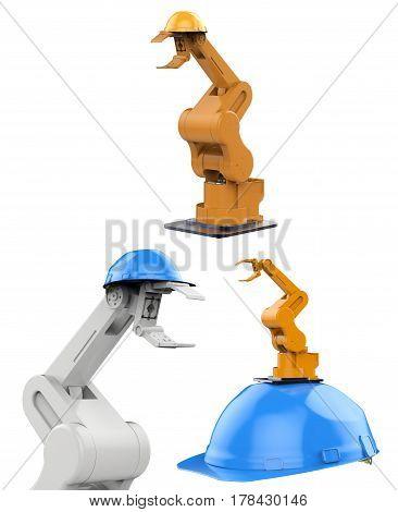 Maintenance Engineer Concept
