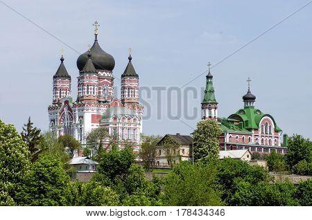 Kiev-Pechersk Lavra in the city of Kiev