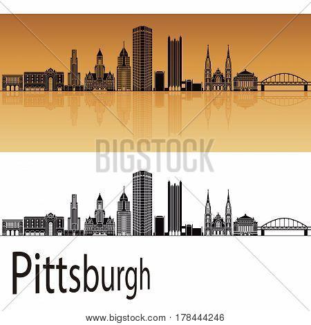 Pittsburgh V2 Skyline