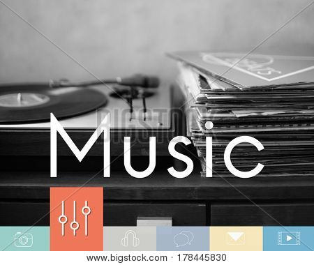 Music Digital Media Leisure Multimedia