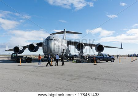 Usaf United States Air Force Boeing C-17A Globemaster Iii