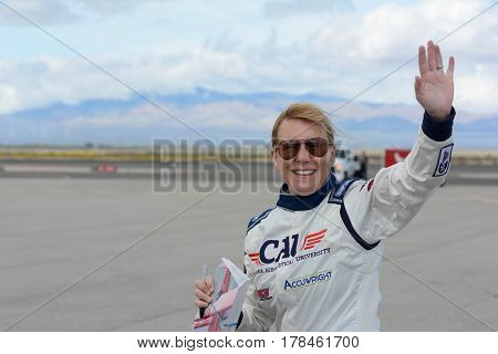 Vicky Benzing Is An Accomplished Pilot, Skydiver, Aerobatic Performer