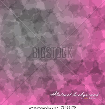Abstract of blurred texture with colorful gradient background