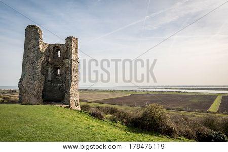 Hadleigh Castle, Essex, England