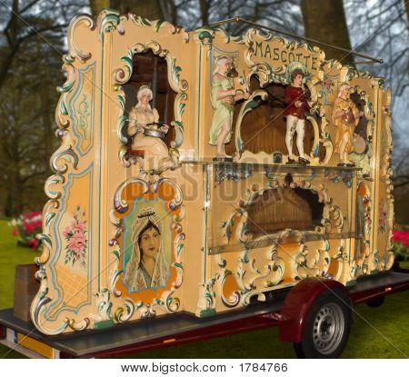 Dutch Street Organ