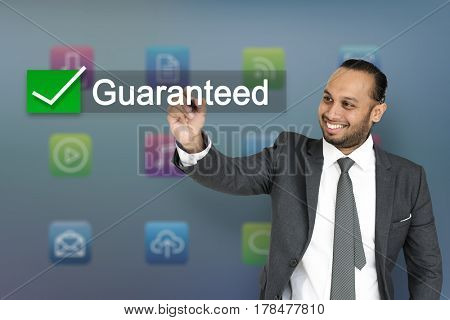 Authorized Guaranteed Certificate Approved Product