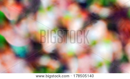 natural spring background, motley and bright colorful spots