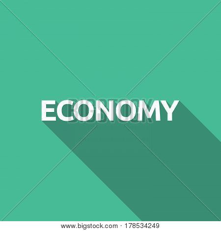 Illustration Of  The Text Economy