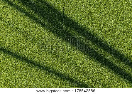 grass pattern from golf course