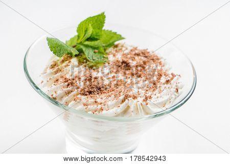 italian dessert- tiramisu