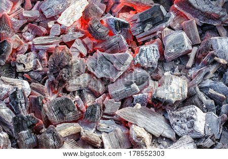 Coal For Cooking .