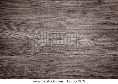 Wood imitation flooring textured background. Grey colored space
