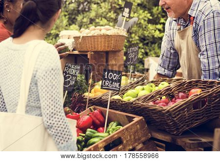 Owner Fresh Grocery Organic Shop Food