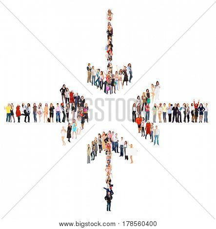 People Diversity Together we Stand
