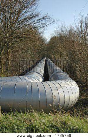 Natural Gas Transportion Pipe