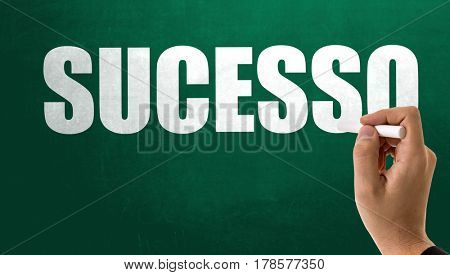 Success (in Portuguese)
