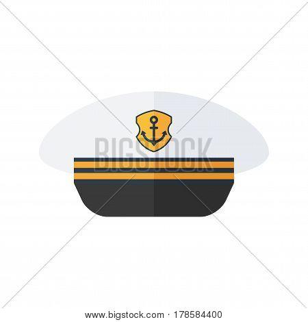 Hat Of Ship Captain