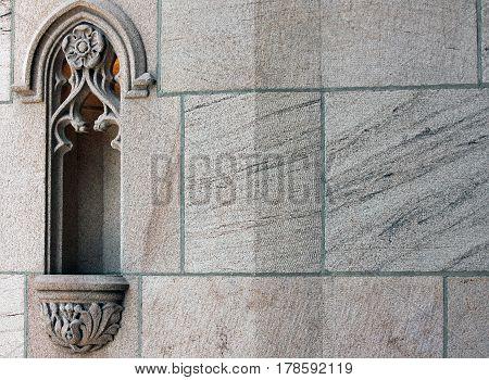 Exterior of St. John's Cathedral Spokane Washington