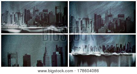 NYC   3D Rendering