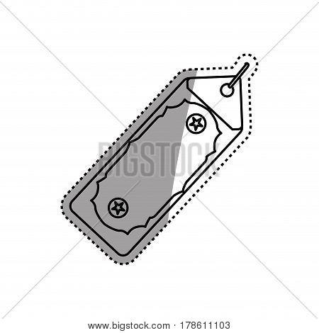 Shopping label tag vector illustration graphic design
