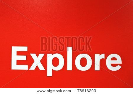 Explore Word