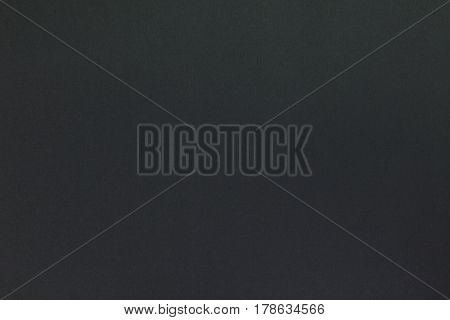 Blank black paper texture and background seamless