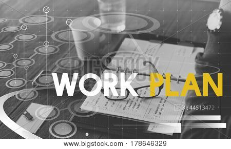 Work Plan Vision Mission Strategy
