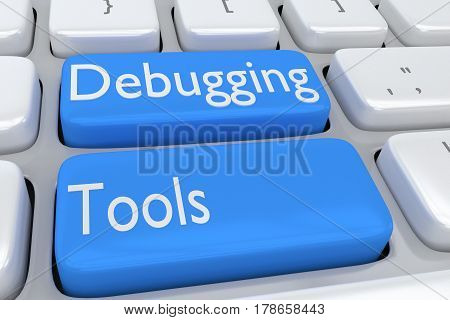 Debugging Tools Concept