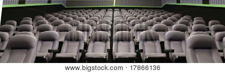 Seats at a cinema II