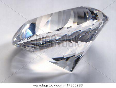 Diamond and reflection