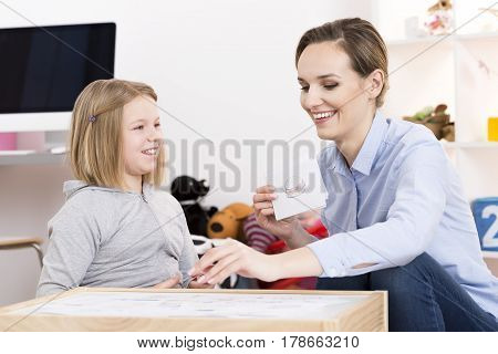 Lesson With Private Tutor