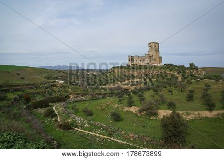 Belalcasar Castle, Andalusia, Spain