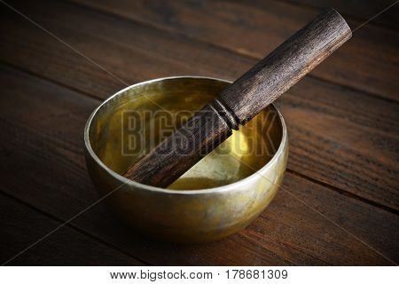 Tibetan Handcrafted Singing Bowl