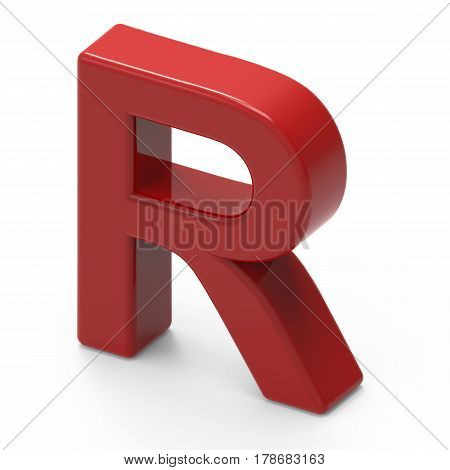 Smooth Red Font R