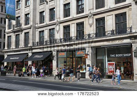 London Shopping