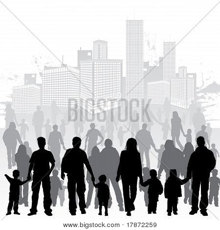 Collect Family Silhouettes