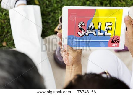 Sales Promotion Selling Target Identity