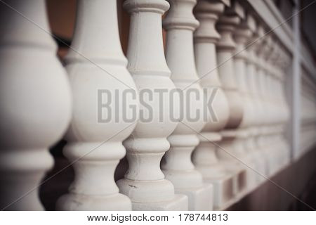 Decorative Fence Pillars