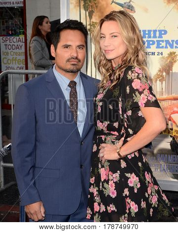 LOS ANGELES - MAR 20:  Michael Pena, Guest at the