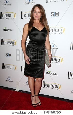 LOS ANGELES - MAR 25:  Jamie Luner at the Unstoppable Foundation Gala at the Beverly Hilton Hotel on March 25, 2017 in Beverly Hills, CA
