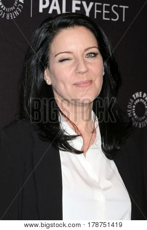 LOS ANGELES - MAR 25:  Andrea Parker at the 34th Annual PaleyFest Los Angeles -
